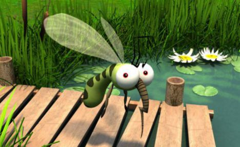 Средство от комаров – репелленты
