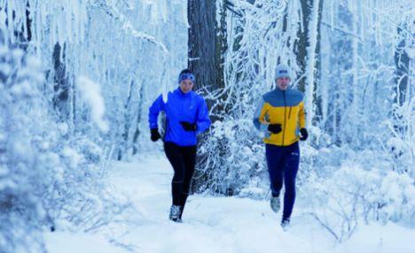 Основные правила зимнего бега