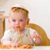 Питание ребенка — залог его здоровья и стабильного развития