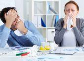 Почему нельзя переносить грипп на ногах