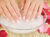 Народные рецепты для укрепления ногтей