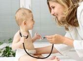 Симптом Грефе у новорожденных