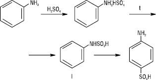 aminobenzolsulfokisloty