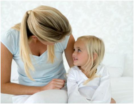 Детское заикание - причины и лечение