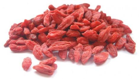 ягоды годжи и печень