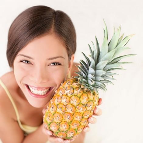 Полезные свойства ананаса для женщин