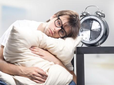 Недосыпание влияет на мужскую фертильность