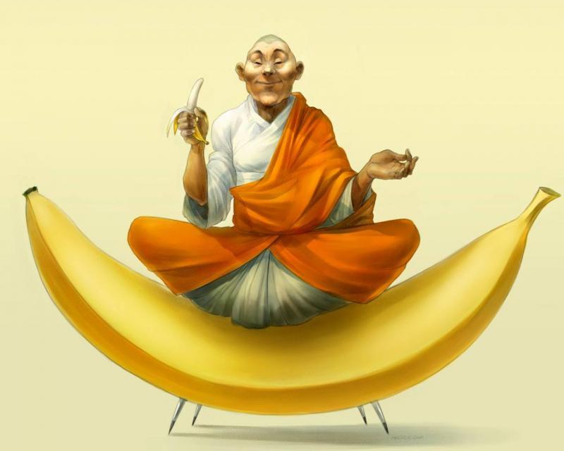 Полезные свойства банана для женщин