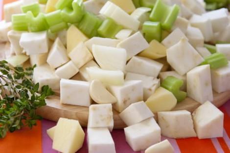 рецепты из сельдерея