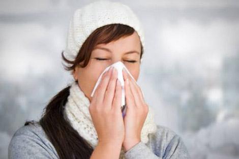Лечение простуды. Насморк