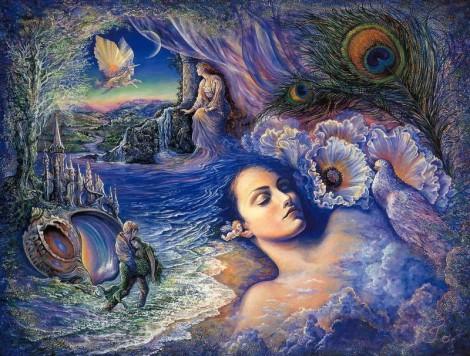 самые ярки сны во время быстрой фазы
