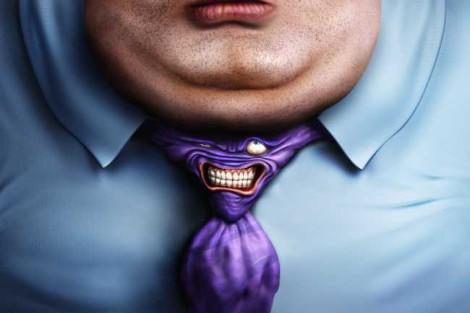 Толстая шея - враг сердцу