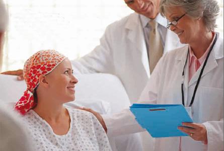 тест на рак легких