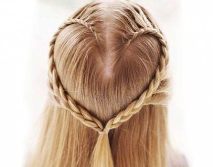 волосы - зеркало сердца