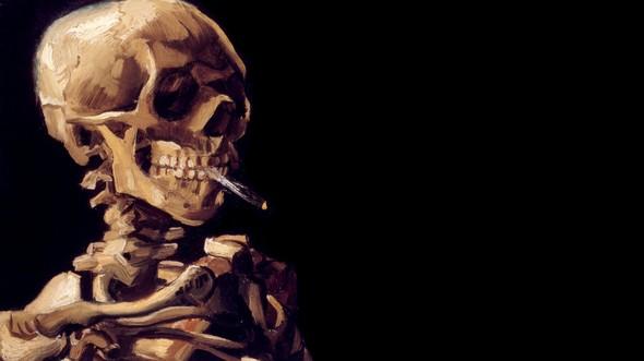 влияние вредных привычек на скелет