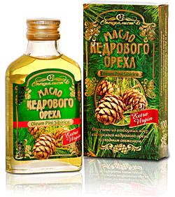 лечение маслом кедрового ореха