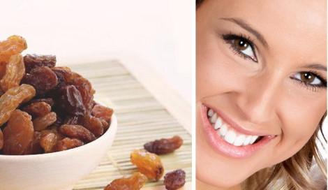 изюм полезен для зубов