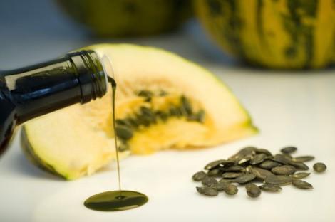 масло тыквенных семечек очень полезно для здоровья