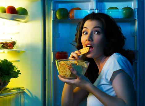 почему есть на ночь вредно