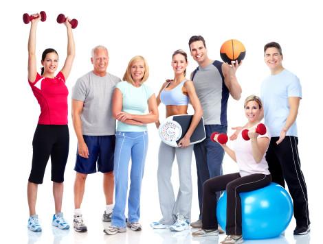 спорт избавит от повышенной утомляемости