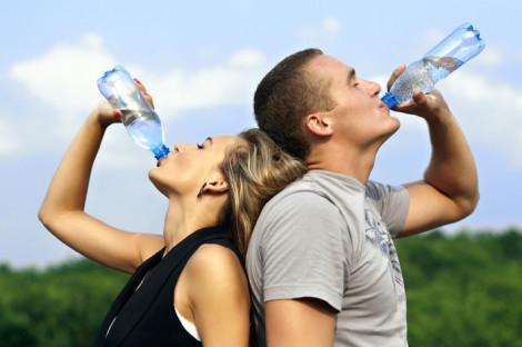 пейте воду, чтобы избежать утомляемости