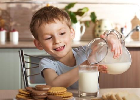 детское молоко какое